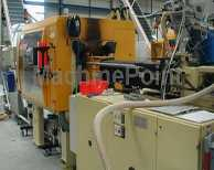 Go to Injection moulding machine for food and beverages caps HUSKY H160 RS55/50